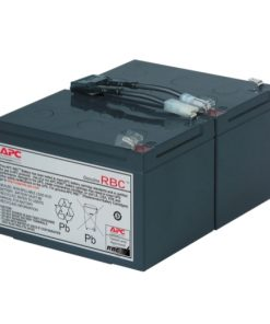 RBC6-APC Genuine Replacement Battery Cartridge #6 Suitable For SMC1500IC