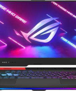 """G513QR-HF080T-Asus ROG Strix G15 15.6"""" FHD AMD Ryzen 7-5800H 16GB 512GB SSD WIN10 HOME NVIDIA GeForceRTX3070 8GB Backlit Keyboard RGB 2.3kg 2YR WTY W10H Gaming AMD"""