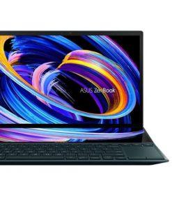 "UX482EG-KA100T-Asus ZenBook Duo 14"" FHD TOUCH Intel i7-1165G7 16GB 1TB SSD WIN10 HOME NVIDIA GeForce MX450 2GB Backlit ScreenPad Pen 4CELL 1YR WTY W10H (LS)"