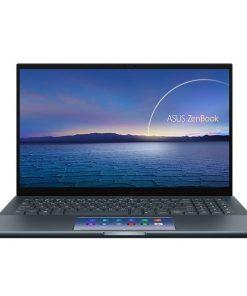 """UX535LI-BO202R-Asus Zenbook Pro 15 15.6"""" FHD TOUCH Intel i7-10870H 16GB 512GB SSD WIN10 PRO NVIDIA GeForce GTX 1650 Ti 4GB 6CELL Backlit ScreenPad 1YR WTY W10P"""