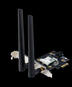 PCE-AX3000 bulk-ASUS PCE-AX3000BULK AX3000 Dual Band PCI-E WiFi 6 (802.11ax) Adapter