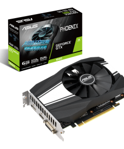 PH-GTX1660-6G-ASUS nVidia PH-GTX1660-6G Phoenix GeForce GTX 1660 6GB GDDR5 Video Card