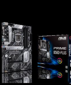 PRIME B560-PLUS-ASUS PRIME B560-PLUS Intel B560 (LGA 1200) ATX Motherboard PCIE4.0 2xM.2