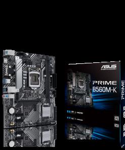 PRIME B560M-A/CSM-ASUS PRIME B560M-A/CSM Intel B560 (LGA 1200) mATX Motherboard PCIe 4.0