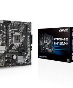 PRIME H410M-E-ASUS PRIME H410M-E mATX Motherboard 10th Gen LGA1200 DDR4 2933MHz