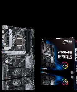 PRIME H570-PLUS-ASUS PRIME H570-PLUS Intel H570 (LGA 1200) ATX Motherboard Dual M.2