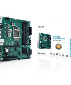 PRO Q470M-C/CSM-ASUS Pro Q470M-C/CSM Intel 10th Gen LGA1200 mATX Business MB