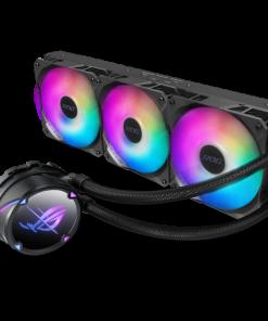 ROG STRIX LC II 360 ARGB-ASUS  ROG STRIX LC II 360 ARGB All-in-one Liquid CPU Cooler Aura Sync