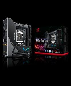 ROG STRIX Z490-I GAMING-ASUS ROG STRIX Z490-I GAMING Intel Z490 10th Gen LGA1200 Mini ITX MB DDR4  1xDP 1xHDMI 6xUSB3.2 PCIe3.0x16
