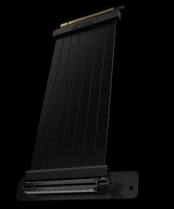 RS200 ROG STRIX RISER CABLE-ASUS ROG Strix Riser RS200 Riser Cable 240mm PCI-E x16 3.0 EMI Shielding
