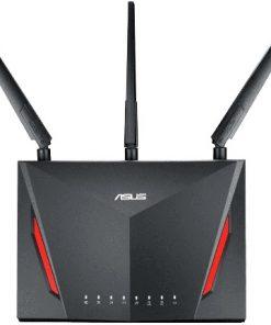 RT-AC86U-ASUS RT-AC86U AC2900 Dual Band Gigabit WiFi Gaming Router with MU-MIMO