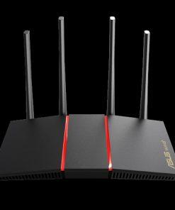 RT-AX55-ASUS RT-AX55 AX1800 Dual Band WiFi 6 (802.11ax) Router MU-MIMO OFDMA