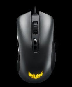 TUF GAMING M3 P305-ASUS P305 TUF GAMING M3 Ergonomic Wired RGB Gaming Mouse with 7000-dpi Sensor