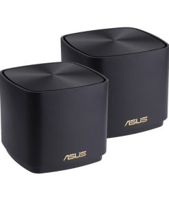 XD4 (B-2-PK)-ASUS ZenWiFi AX Mini XD4 AX1800 Wifi 6 Dual-Band Whole-Home Mesh Routers For Large Homes