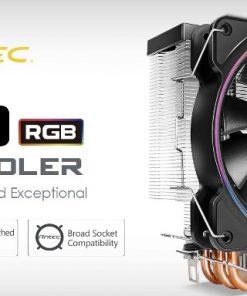 A400 RGB-Antec A400 RGB Air CPU Cooler