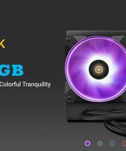 K120RGB-Antec Kuhler K120 RGB All in One CPU Liquid Cooler