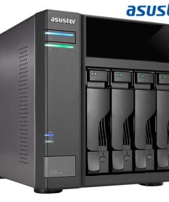 AS6004U-Asustor AS6004U 4-bays expansion box support USB3.0 power sync mechanism Maximum 64TB Hot Swap