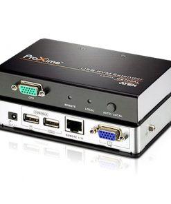 CE700A-AT-U-Aten KVM Extender Kit VGA/USB Cat 5 Extender w/ Local Access
