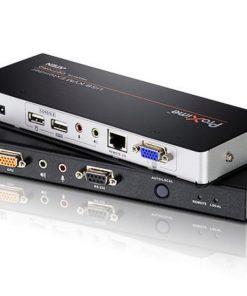 CE770-AT-U-Aten KVM Extender Kit VGA/Audio Cat 5 Extender With Deskew