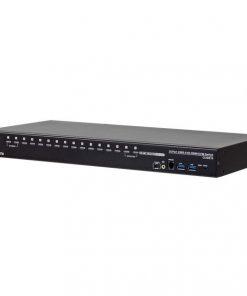 CS18216-AT-U-Aten 16-Port USB 3.0 4K HDMI KVM Switch