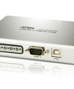 UC2324-AT-Aten Serial Hub 4 Port USB to RS232 Converter w/ 1.8m cable