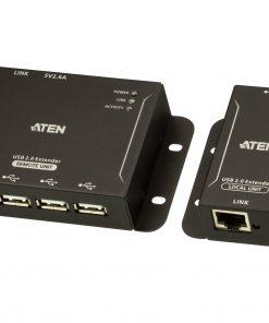 UCE3250-AT-U-Aten 4-Port USB 2.0 CAT 5 Extender (Up to 50m)