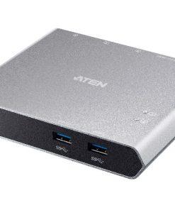 US3310-AT-Aten Sharing Switch 2x2 USB-C