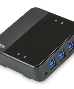 US434-AT-Aten Peripheral Switch 4x4 USB 3.1 Gen1