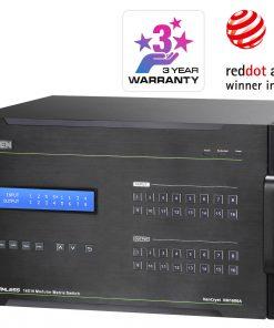 VM1600A-AT-U-Aten 16x16 Modular Digital Matrix with Scaler