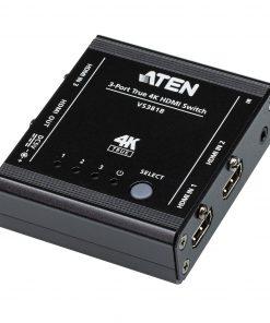 VS381B-AT-Aten 3-Port True 4K HDMI Switch