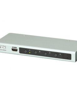 VS481B-AT-U-Aten VanCryst 4 Port HDMI Video Switch (Support 4K x 2K