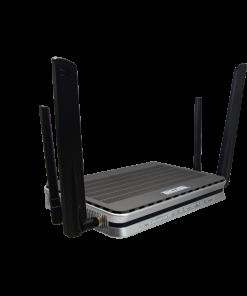 BIPAC4520VAOZ R3-Billion BIPAC4520VAOZ R3 4G/LTE Dual-SIM Dual-Band Wireless VoIP VPN Router 600Mbps/1733Mbps