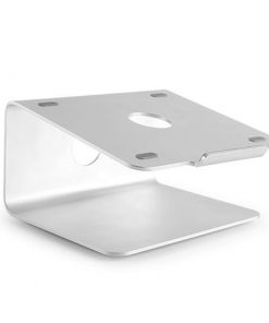 AR-2-Brateck Deluxe Aluminium Desktop Stand for most 11''-17'' Laptops