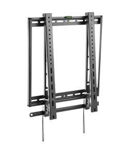LPV01-64F-Brateck Portrait Screen Wall Mount for most 45''-70'' Flat Panel TVs VESA 200x200/200x400/300x300/400x400/400x600  (LS)