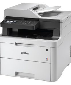 MFC-L3770CDW-Brother MFC-L3770CDW Wireless Networkable Colour Laser MFC 24 ppm with 250 sheet capcity. LED