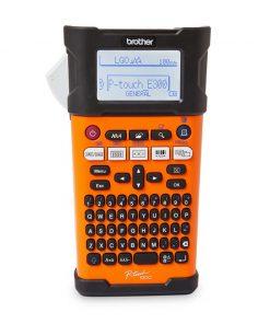 PT-E300VP-Brother Industrial Labeller For Electical/Datacom 18mm TZE