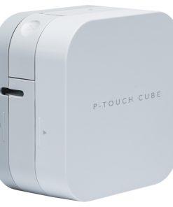 PT-P300BT-Brother PT-P300BT Smartphone Dedicated Label Maker 3.5mm-12mm TZE Tape Model
