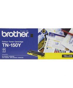 TN-150Y-Brother TN-150Y Yellow Toner Low Yield HL-4040CN/4050CDN