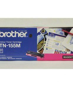 TN-155M-Brother TN-155M Colour Laser Toner - High Yield Magenta - HL-4040CN/4050CDN