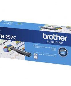 TN-257C-Brother TN-257C  Cyan High Yield Toner Cartridge to Suit -  HL-3230CDW/3270CDW/DCP-L3015CDW/MFC-L3745CDW/L3750CDW/L3770CDW (2
