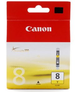 CLI8Y-Canon CLI8Y Yellow ink Cartridge for ip4200