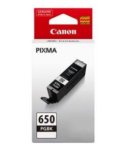 PGI650BK-Canon PGI650BKBlack Cartridge MG5460