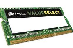CMSO8GX3M1C1600C11-Corsair 8GB (1x8GB) DDR3L SODIMM 1600MHz 1.35V / 1.5V Dual Voltage Notebook Memory ~MENB8GBDDR3-16L KVR16LS11/8