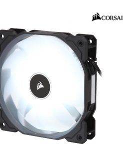 CO-9050079-WW-Corsair Air Flow 120mm Fan Low Noise Edition / White LED 3 PIN - Hydraulic Bearing