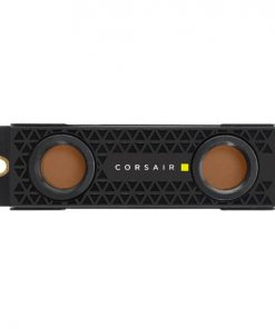 CSSD-F2000GBMP600HXE-Corsair Force MP600 Hydro X 2TB NVMe PCIex4 Gen4 SSD 7000/6550 MB/s 800/660K IOPS 1400TBW 1.7M hrs MTBF AES 256-bit Encryption 5yrs wty