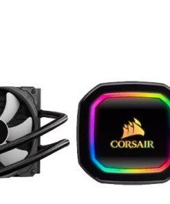 CW-9060044-WW-Corsair H115i RGB PRO XT 280mm Liquid CPU Cooler. Intel 1200