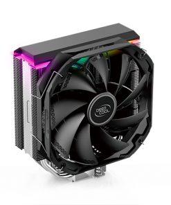 R-AS500-BKNLMN-G-Deepcool AS500 CPU Air Cooler 5x6mm Heatpipes