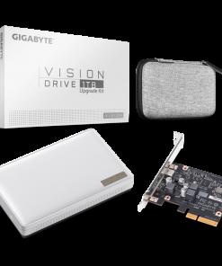 GP-VSD1TB KIT-Gigabyte Vision Drive 1TB External SSD Upgrade Kit