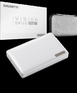 GP-VSD1TB-Gigabyte Vision Drive 1TB External SSD