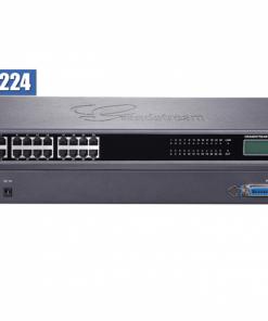 GXW4224-Grandstream GXW4224 VoIP gateway w/ 24 telephone FXS ports